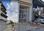 Jovem morre em desabamento de prédio na Baixada Fluminense