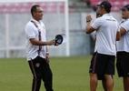 PC Gusmão não comandará Santa Cruz no campo contra Atlético-AC - Foto: Diego Nigro/JC Imagem