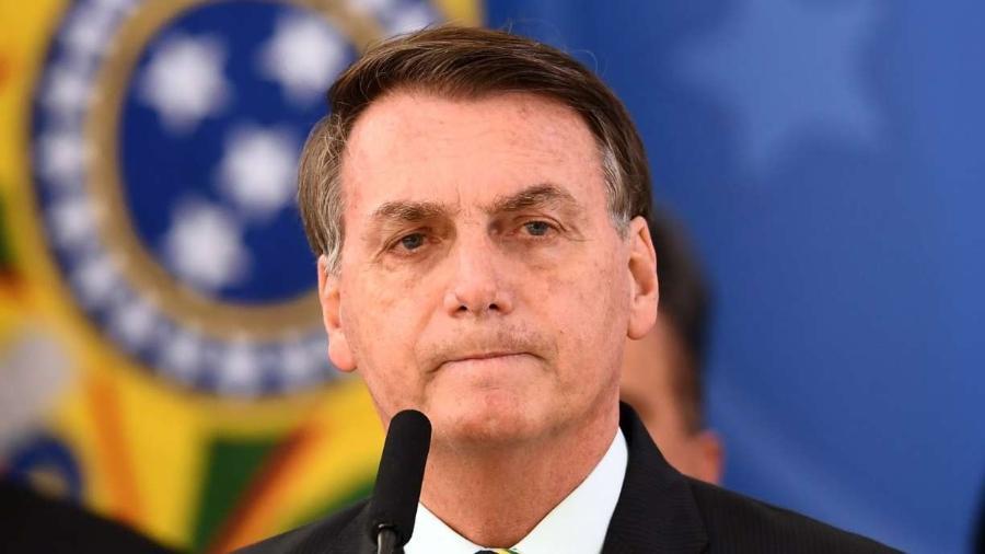 Presidente Jair Bolsonaro (sem partido)                              - EVARISTO SA/AFP