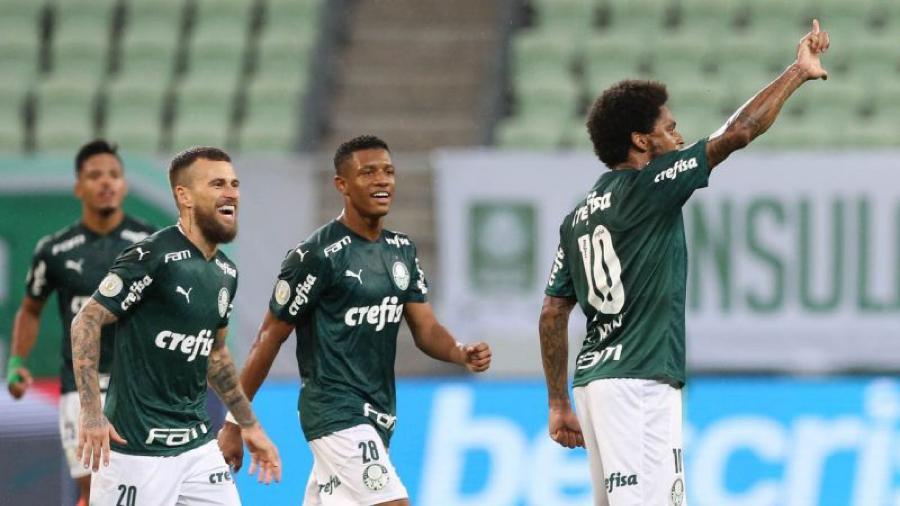 Palmeiras foi campeão da Libertadores e se garantiu na Recopa 2021 para enfrentar o Defensa Y Justicia da Argentina - Reprodução / Internet
