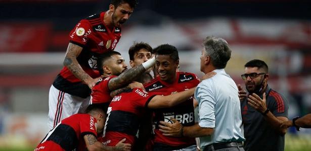 Goleada sobre SPFC vira meme, e torcedores do Flamengo vibram: 'Renatizado'