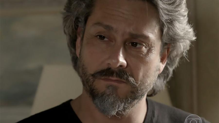 José Alfredo (Alexandre Nero) em Império (Reprodução/Globo) - Reprodução / Internet
