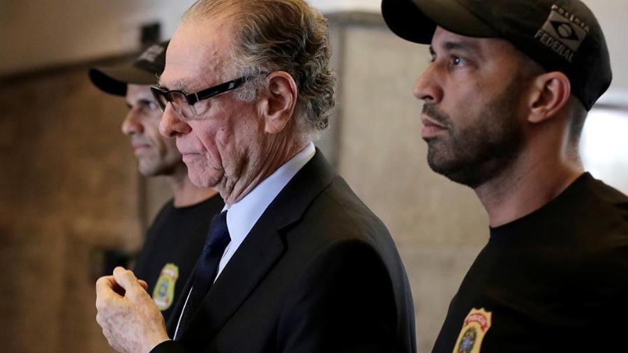 Ex-presidente do COB foi multado em R$ 15 mil. Ele cumpre prisão domiciliar  - Bruno Kelly/Reuters