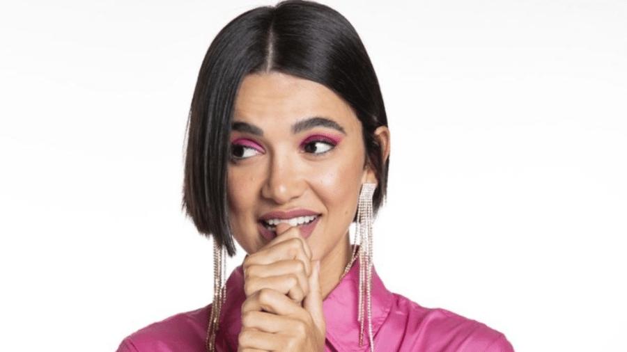 A cantora paulistana Manu Gavassi  - Reprodução