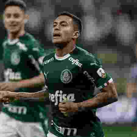 Dudu pode jogar no Qatar após mais de cinco anos no Palmeiras - Getty Images