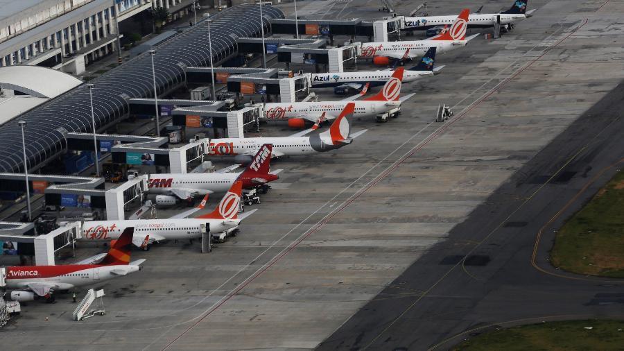 Associação internacional vê chance de fusão entre aéreas brasileiras - Nacho Doce/Reuters