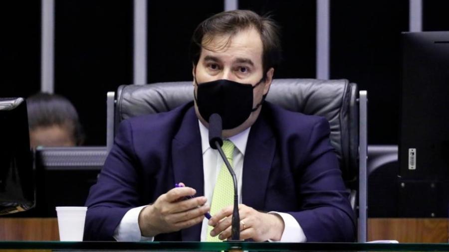 Deputado Rodrigo Maia (DEM-RJ)  -  Luis Macedo/Câmara dos Deputados