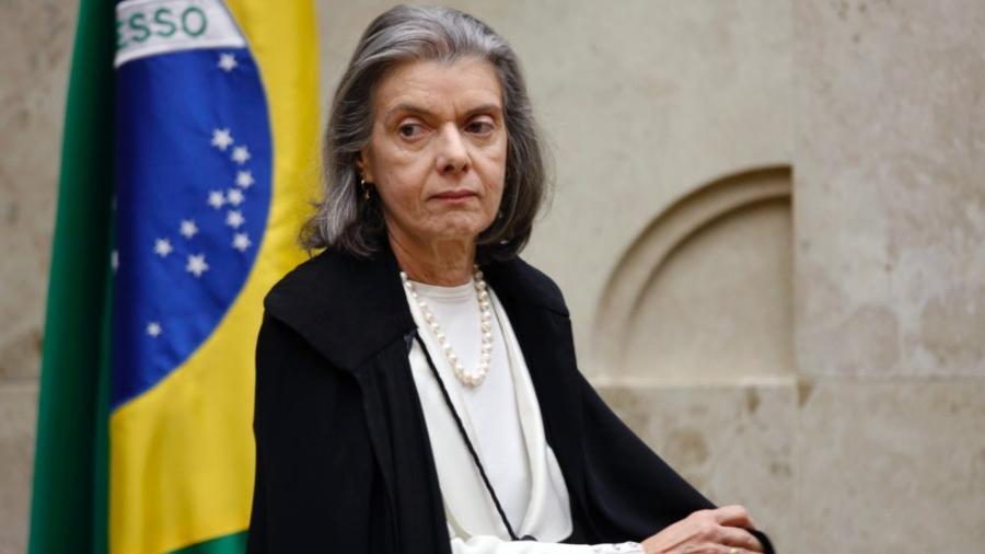 A ministra Cármen Lúcia  - Rosinei Coutinho / STF