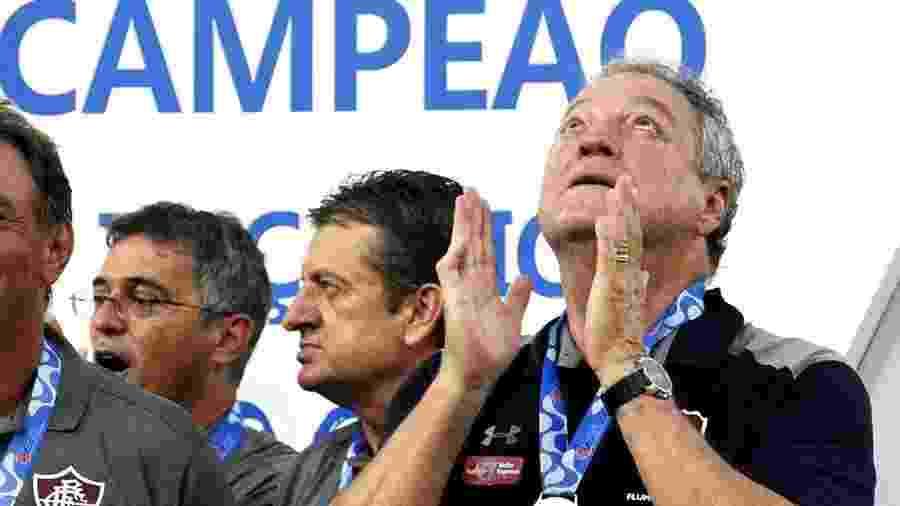 Flu só conquistou três títulos cariocas desde 2001 e não é mais o maior vencedor - Mailson Santana/Fluminense
