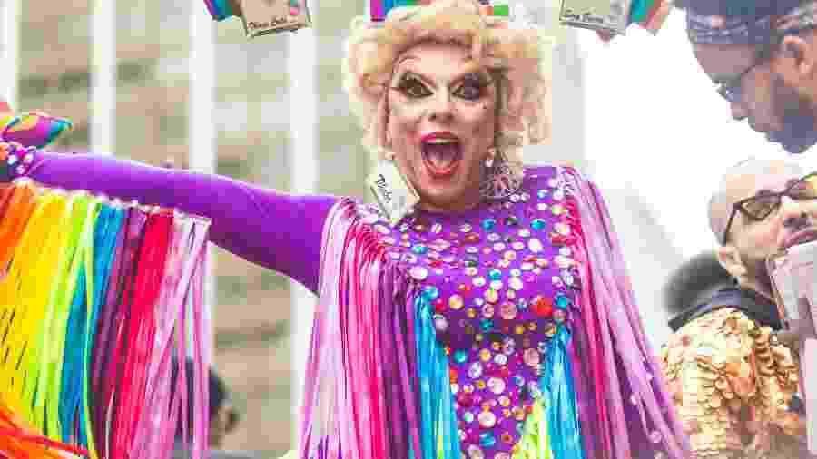 Tchaka Drag Queen (Foto: APOGLBT) - Tchaka Drag Queen (Foto: APOGLBT)