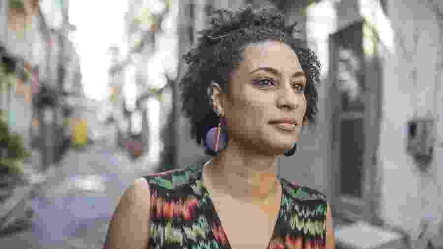 Vereadora Marielle Franco (Reprodução). - Reprodução/ Internet