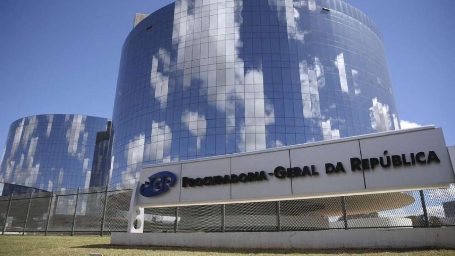 Sede da PGR           -                                 José Cruz/Agência Brasil