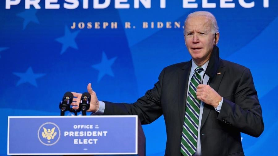"""Espanha diz que relação com Biden será mais """"previsível"""", mas mantém cautela -                                 Foto: ANGELA WEISS / AFP"""