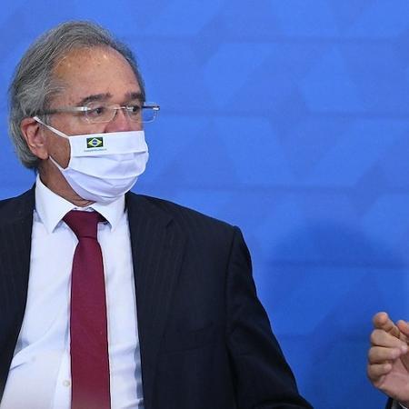 """""""Não podemos no meio da guerra julgar os crimes de guerra"""", diz Guedes, sobre CPI - Flickr/Ministério da Economia"""