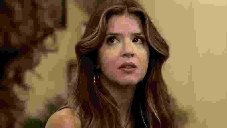 Carla (Mariana Santos) em Malhação: Toda Forma de Amar (Reprodução/TV Globo). - Carla (Mariana Santos) em Malhação: Toda Forma de Amar (Reprodução/TV Globo).