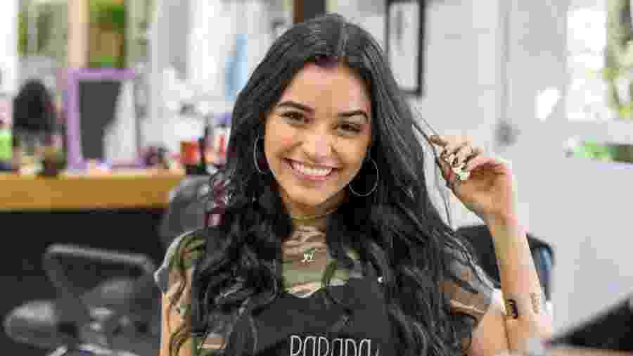 Talita Younan como K1 em Malhação: Viva a Diferença -  (Divulgação/ TV Globo)