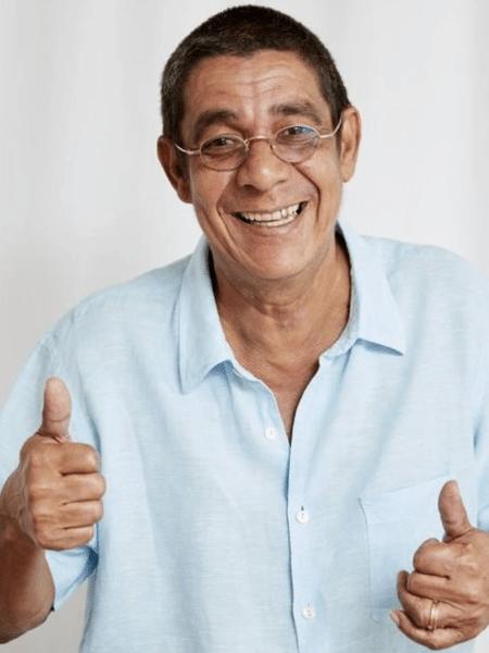 O músico fluminense Zeca Pagodinho - Foto: Reprodução