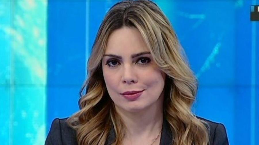 Rachel Sheherazade, atualmente no site Metrópoles - Reprodução / Internet