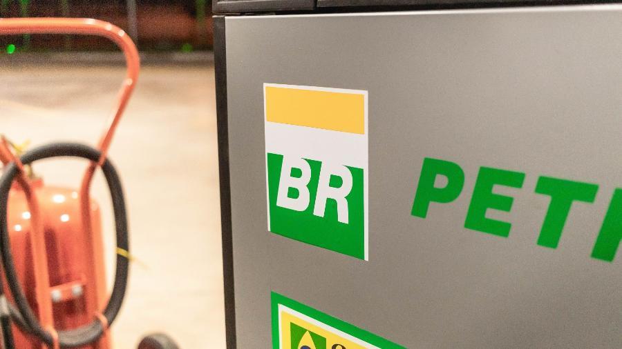 Bomba de combustível em posto da BR - Shutterstock