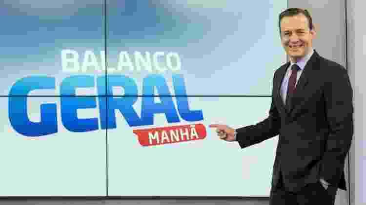 zucatelli - Celso Zucatelli no Balanço Geral (Antonio Chahestian/Divulgação Record TV). - Celso Zucatelli no Balanço Geral (Antonio Chahestian/Divulgação Record TV).