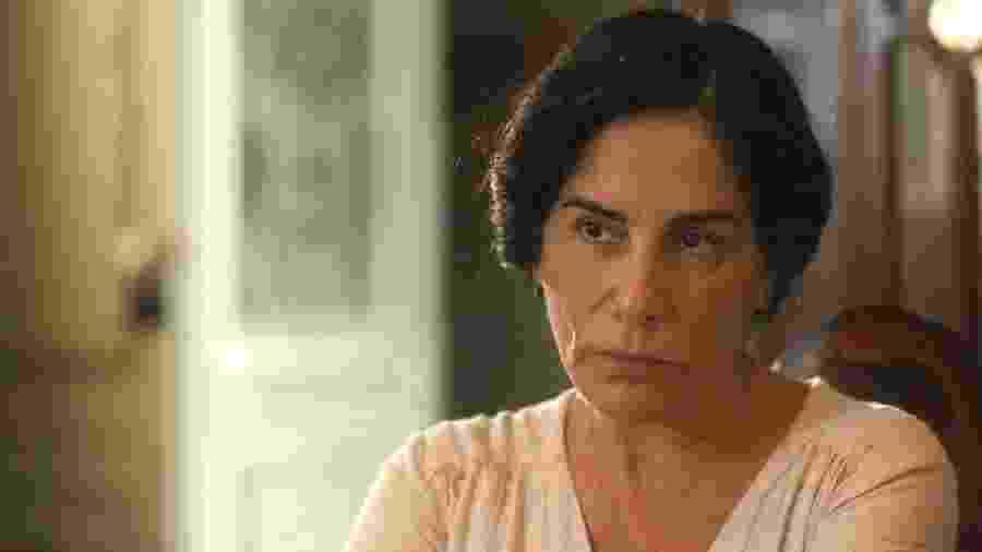 Lola (Glória Pires) em Éramos Seis (Reprodução/TV Globo). - Reprodução / Internet