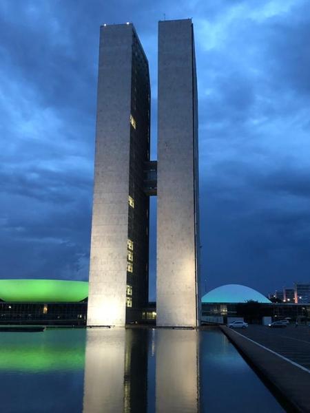 Imagem mostra Congresso Nacional, em Brasília - Congresso Nacional[Ana Krüger/Congresso em Foco]