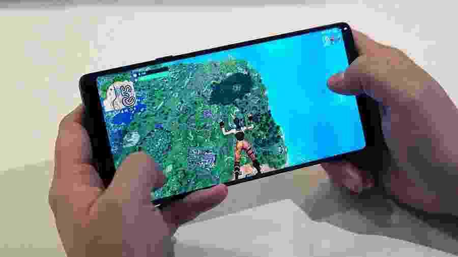 Smartphones como plataforma de jogo deram um considerável passo adiante neste ano -