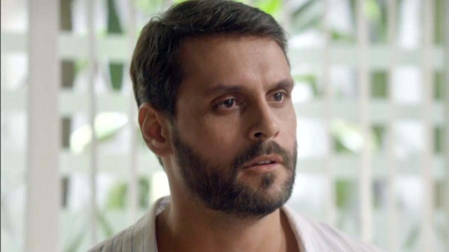 Antonio (Felipe Cunha) em Topíssima - Antonio (Felipe Cunha) em Topíssima