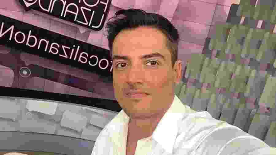 O jornalista e apresentador Leo Dias - Divulgação / SBT