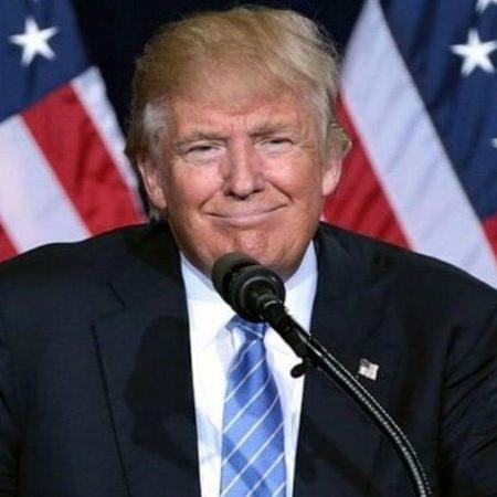O ex-presidente americano Donald Trump - Divulgação