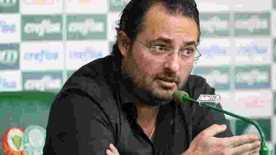 Alexandre Mattos é diretor de futebol do Palmeiras desde 2015 - Cesar Greco/Palmeiras