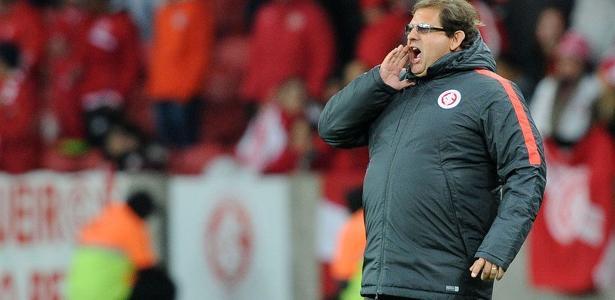 Treinador voltou ao Inter para comandar reação do time em meio à Série B