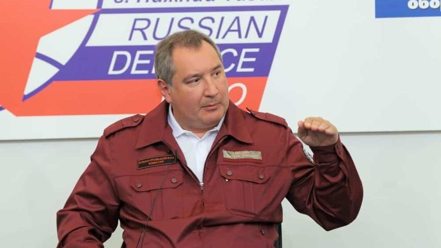 Dmitry Rogozin, chefe da agência espacial russa - ID1974/Shutterstock