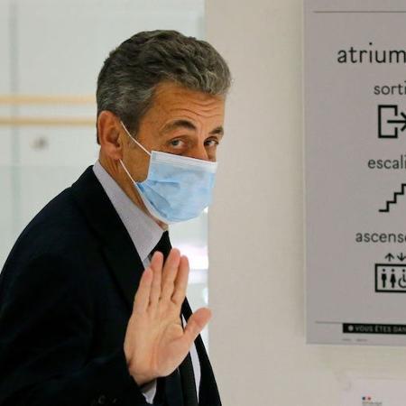 Sarkozy diz estar disposto a processar França em tribunal europeu para provar inocência - Getty Images