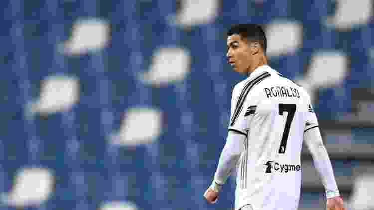 Alvo do Manchester United, Cristiano Ronaldo pode ver a Juventus ficar de fora da Champions - GettyImages - GettyImages