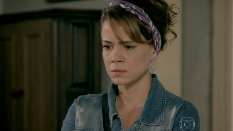 Cristina (Leandra Leal) em Império (Reprodução/Globo) - Reprodução / Internet