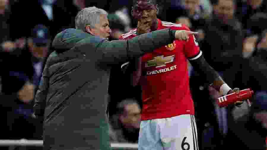 5ef5d2d8c0 Mourinho diz que Pogba  mostrará como é bom  em partida contra o ...