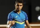 Thiago Monteiro bate francês e fica a uma vitória da chave principal em Roland Garros - (Sem crédito)