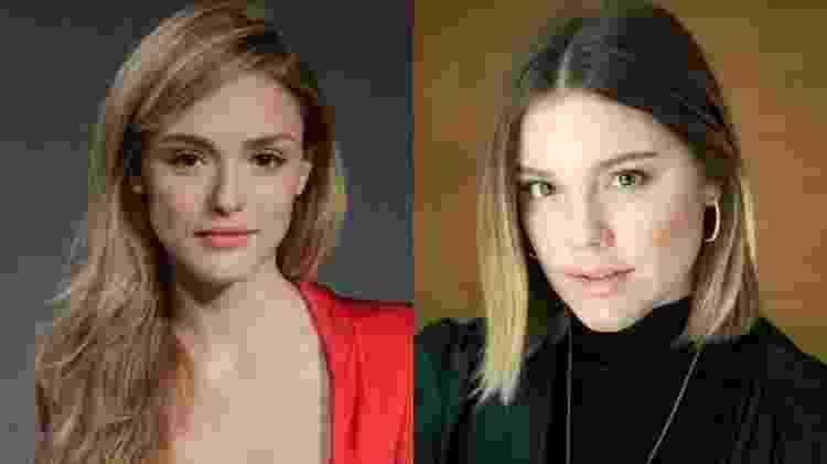 Isabelle Drummond e Alice Wegmann (Divulgação/TV Globo) - Isabelle Drummond e Alice Wegmann (Divulgação/TV Globo) - Isabelle Drummond e Alice Wegmann (Divulgação/TV Globo)