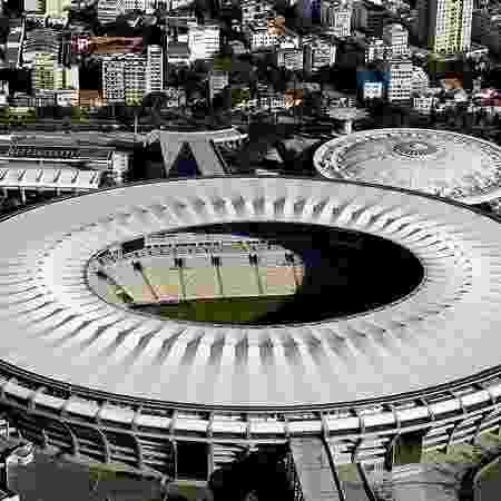 Maracanã é a escolha da CBF para receber a final da Copa do Mundo feminina de 2023 - GettyImages