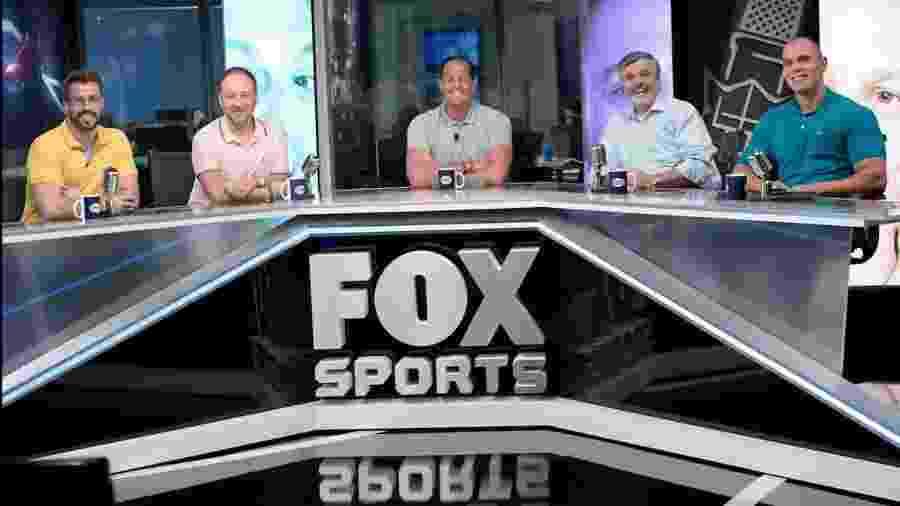 Fox Sports Rádio, principal programa do Fox Sports - Divulgação/Fox Sports