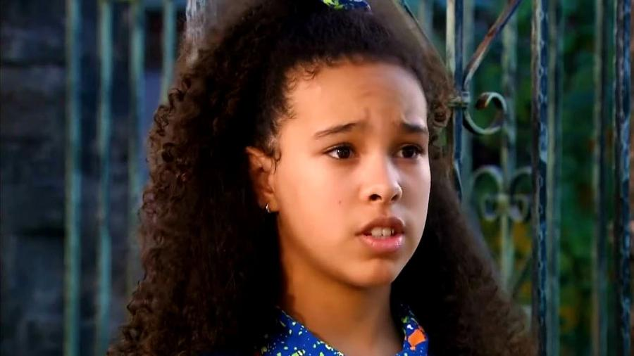Júlia Oliver como Pata em Chiquititas (Reprodução / SBT) - Reprodução / Internet