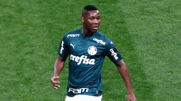 Patrick de Paula, volante do Palmeiras - GettyImages - GettyImages