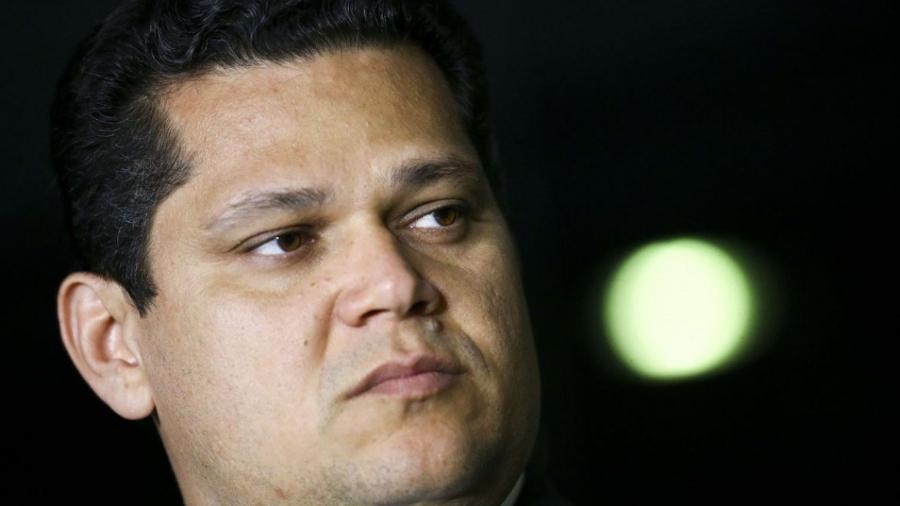 O presidente do Senado, Davi Alcolumbre (DEM-AP)                              -                                 MARCELO CAMARGO/AGÊNCIA BRASIL