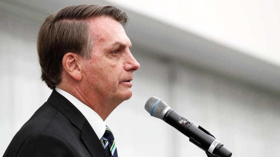 Presidente Jair Bolsonaro                               -                                 ALAN SANTOS/PR