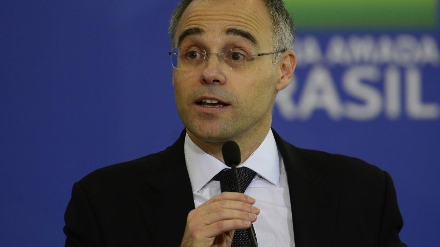 O advogado-geral da União, André Mendonça                    - MARCELLO CASAL JR/AGêNCIA BRASIL
