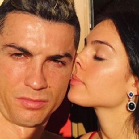 Cristiano Ronaldo e Georgina - Reprodução / Internet