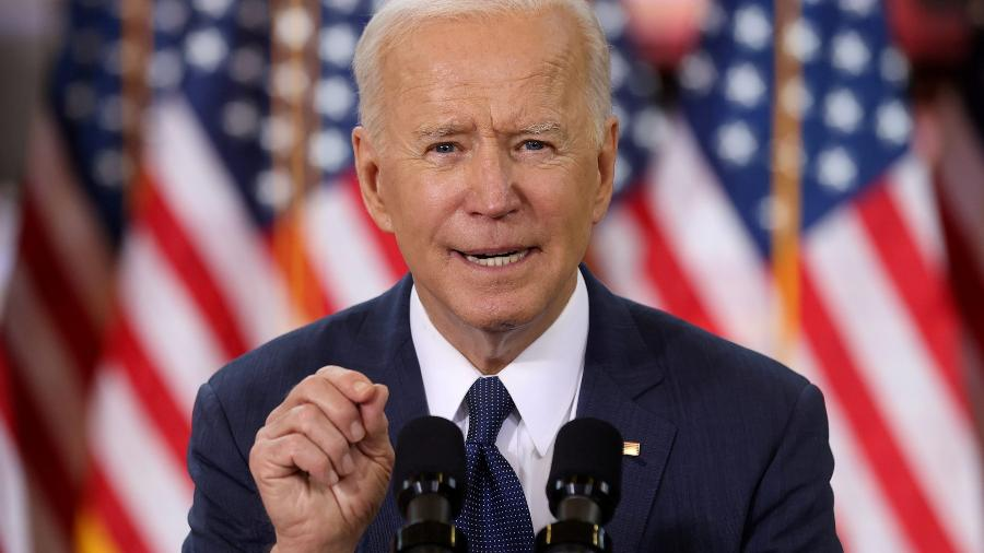 Biden enfrenta ceticismo republicano sobre pacote de infraestrutura - Jonathan Ernst/Reuters