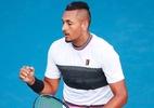 Kyrgios esbanja talento e faz três grande jogadas em sua estreia no Miami Open; assista - (Sem crédito)