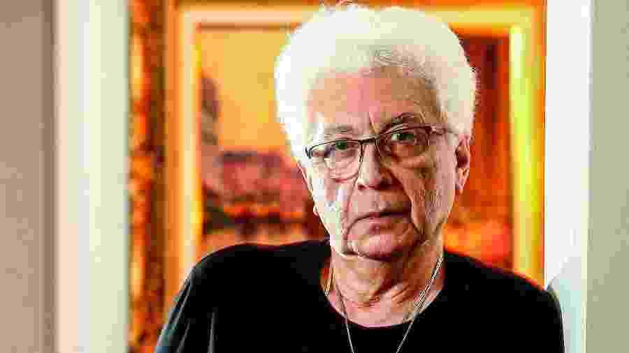 """Aguinaldo Silva, autor de """"Fina Estampa"""", que volta esta noite ao ar na Globo - Divulgacao"""